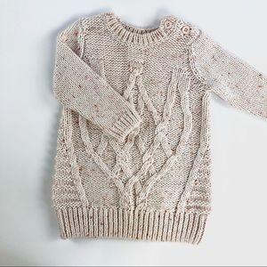 Joe fresh knit baby sweater
